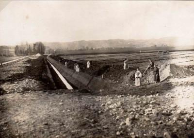 Senkung des Karpfsees 1921-1923