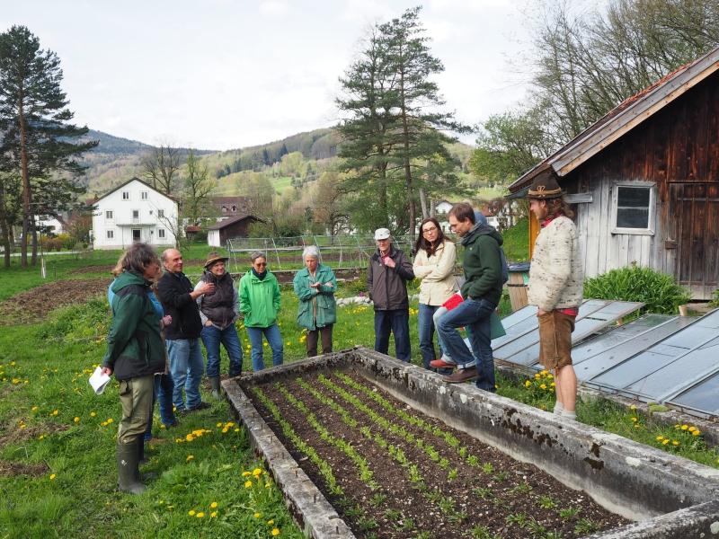 SoLaWi Gartengruppe