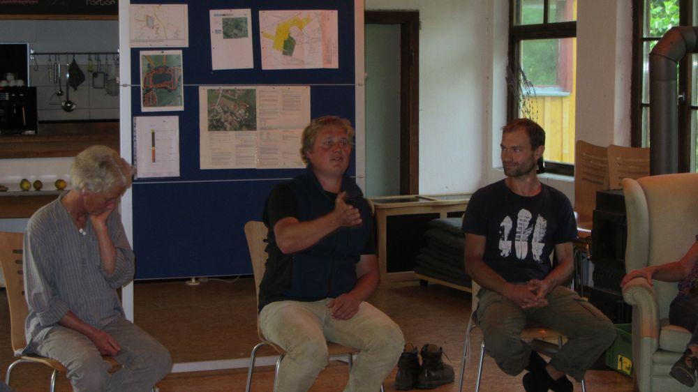 Beratungstag mit Josef Holzer