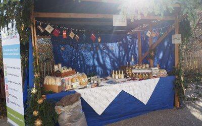 Christkindlmarkt in Schlehdorf