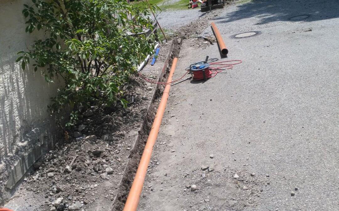 Mehr Wasser für das Teichbiotop