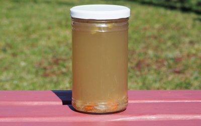 100 Liter Knochenbrühe