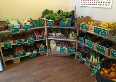 Hofladen Gemüse